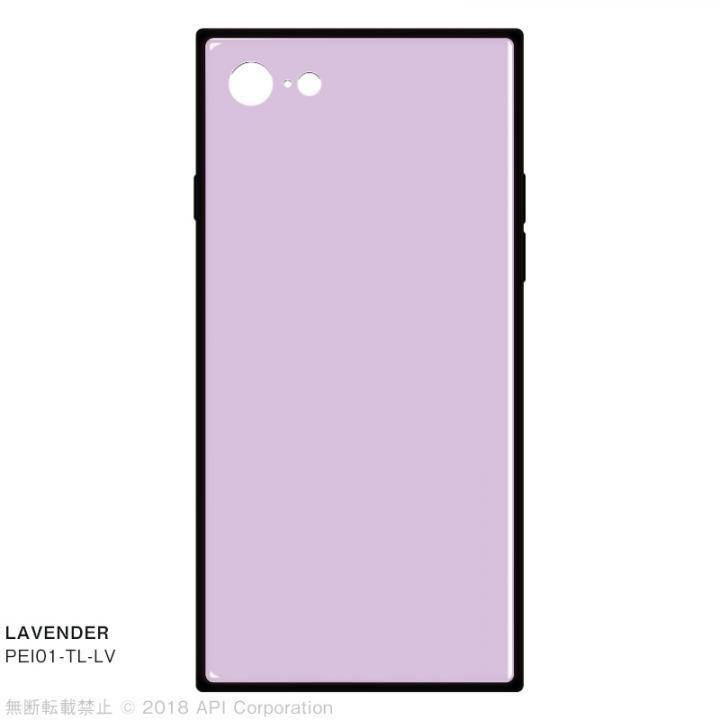 iPhone8/7 ケース EYLE TILE パステルカラー iPhoneケース ラベンダー iPhone 8/7_0