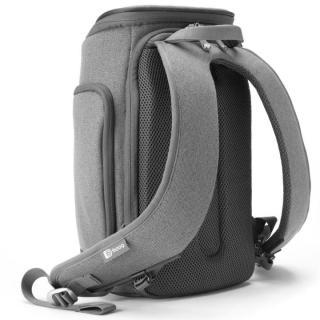 コンパクトサイズカメラ用バックパック booq Slimpack gray_3