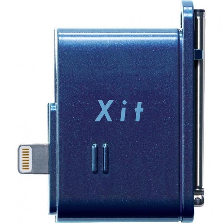 サイトスティック Lightning接続 モバイル テレビチューナー XIT-STK200_0