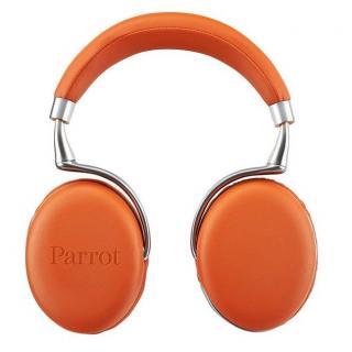 Parrot ZIK 2.0 ワイヤレスヘッドホン オレンジ