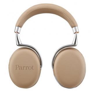 Parrot ZIK 2.0 ワイヤレスヘッドホン モカ
