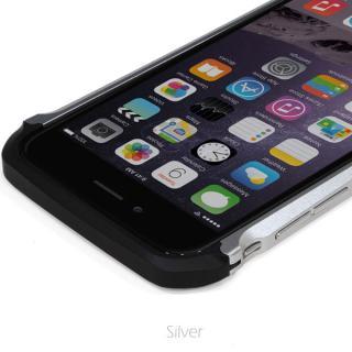 【iPhone6ケース】アルミニウムバンパー DECASE prossimo シルバー iPhone 6_1