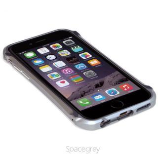 【iPhone6ケース】アルミニウムバンパー DECASE prossimo グレイ iPhone 6