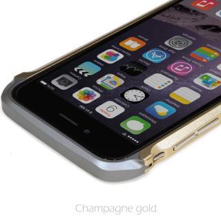 【iPhone6ケース】アルミニウムバンパー DECASE prossimo ゴールド iPhone 6_1