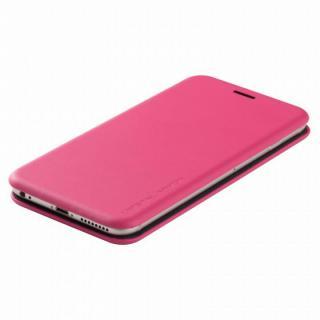 【iPhone6ケース】クリスタルアーマー 手帳型クラムシェルケース マット ピンク iPhone 6_2
