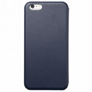 クリスタルアーマー 手帳型クラムシェルケース マット ネイビー iPhone 6s Plus/6 Plus