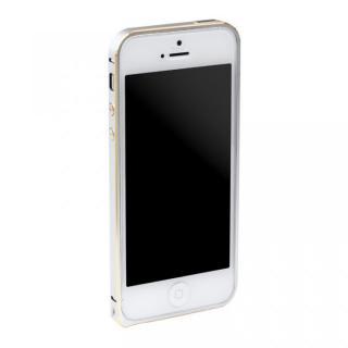 6g軽量アルミバンパー Essence Bumper シルバー iPhone 5s/5バンパー