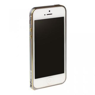 6g軽量アルミバンパー Essence Bumper スペースグレイ iPhone SE/5s/5バンパー