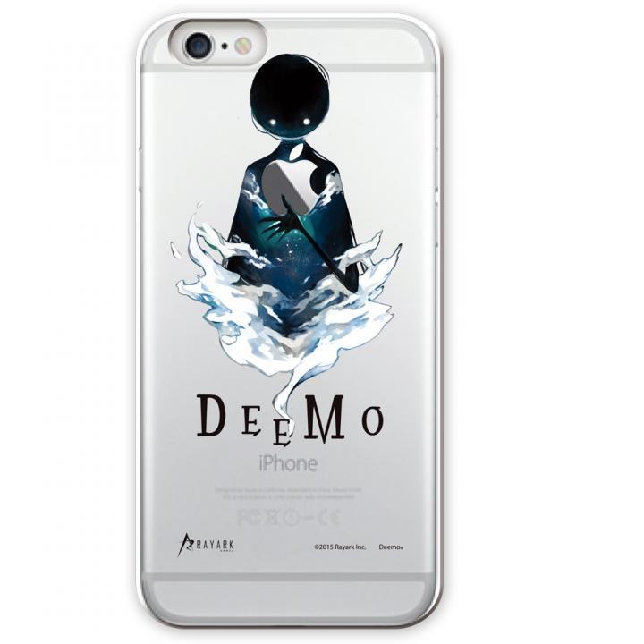 【7月中旬】Deemo デザインケース ホワイト iPhone 6