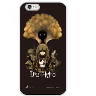 [8月特価]DEEMO デザインケース ブラック iPhone 6