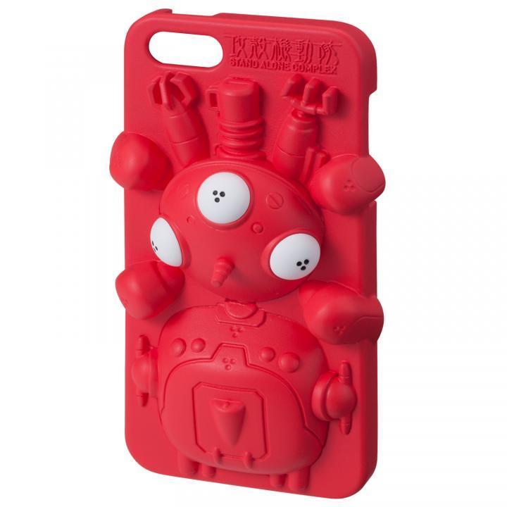 iPhone SE/5s/5 ケース 攻殻機動隊 タチコマ タチレッド(赤) iPhone SE/5s/5ケース_0