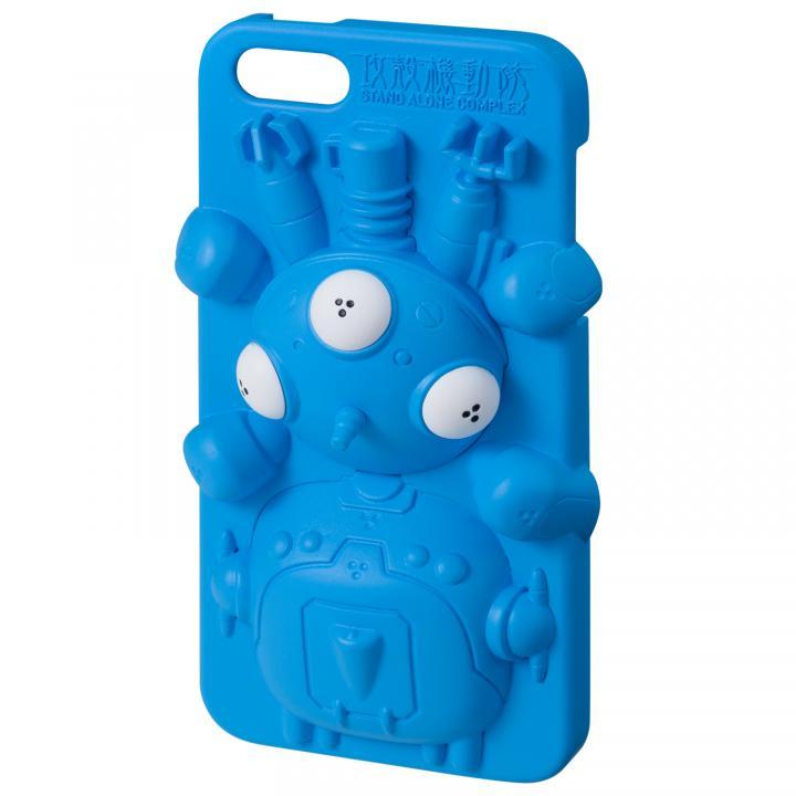 iPhone SE/5s/5 ケース 攻殻機動隊 タチコマ タチブルー(青) iPhone SE/5s/5ケース_0
