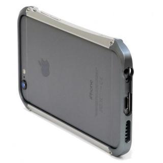 【iPhone6ケース】アルミニウムバンパー DECASE prossimo シルバー iPhone 6_2