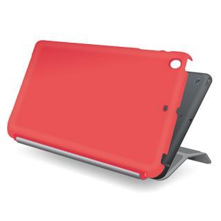 iPad Air/クレバーシェルカバー/レッド
