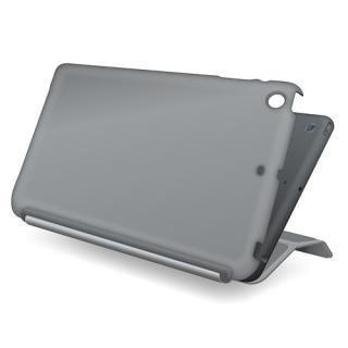 iPad Air/クレバーシェルカバー/グレー
