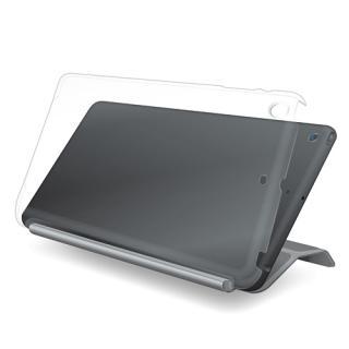iPad Air/クレバーシェルカバー/クリア