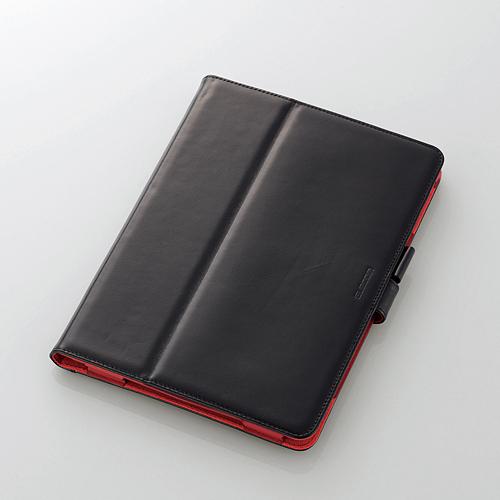 iPad Air/本革ケース/ビジネス/ブラック