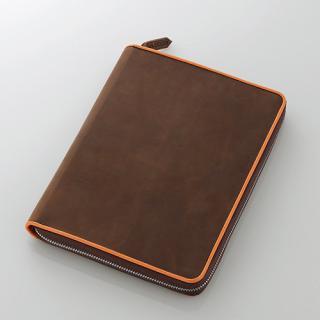 iPad Air/本革ケース/カジュアル/ブラウン