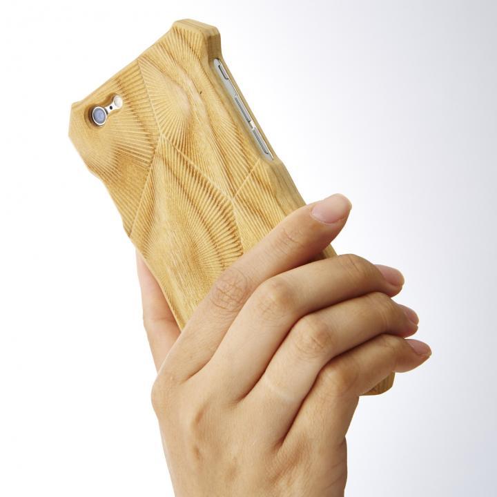 【iPhone6ケース】音質向上 木製ケース 響 iPhone 6_0