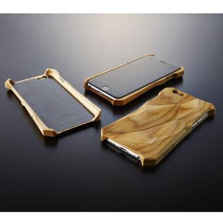 【iPhone6ケース】音質向上 木製ケース 響 iPhone 6_1