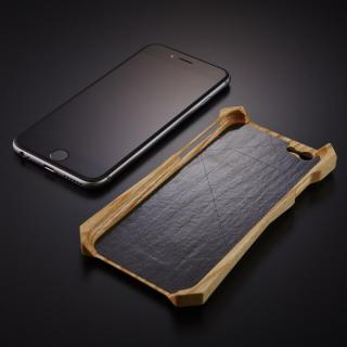 【iPhone6ケース】音質向上 木製ケース 響 iPhone 6_2