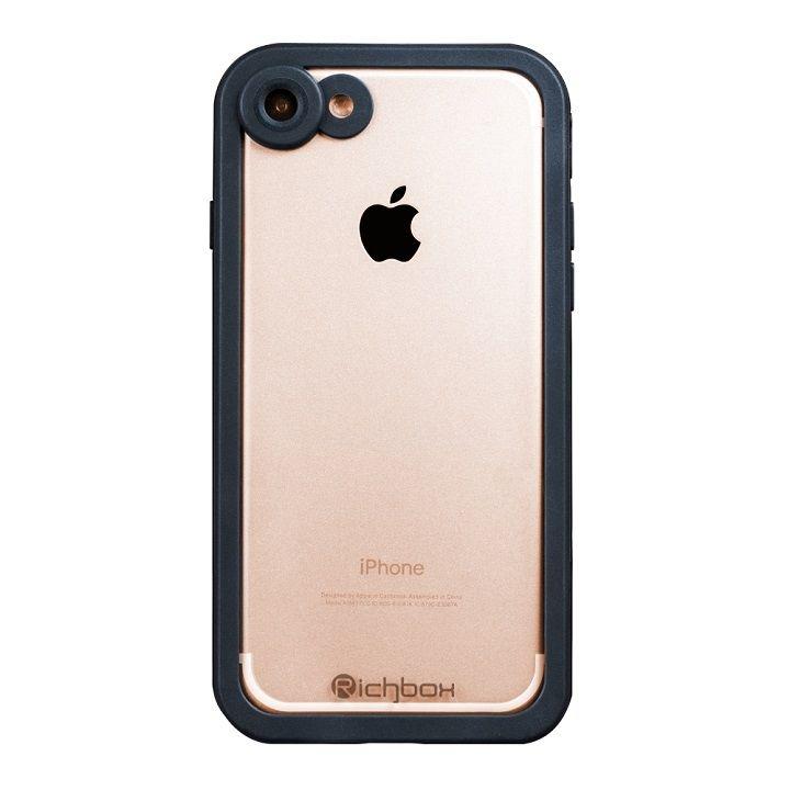 iPhone7 ケース 超薄型 軽量防水ケース IP68 ゴールド iPhone 7_0