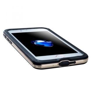 【iPhone7 Plusケース】超薄型 軽量防水ケース IP68 ゴールド iPhone 7 Plus_1