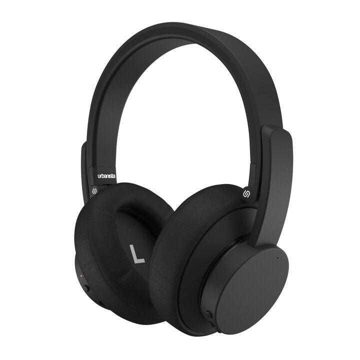 urbanista NY NoiseCancelling Bluetoothヘッドホン BK_0