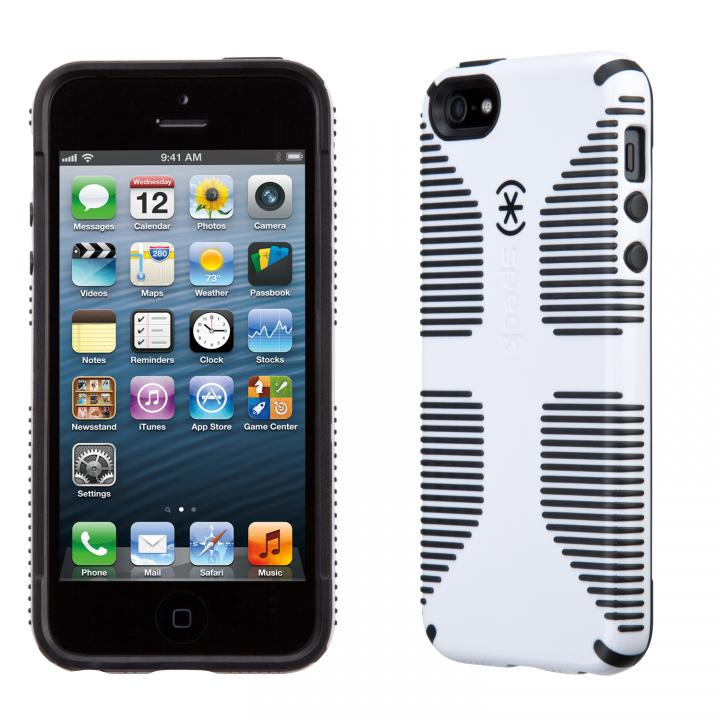 CandyShell Grip White/Black iPhone 5ケース