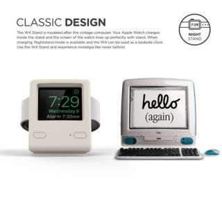 elago Apple Watch 充電スタンド W4 STAND アクアピンク_1