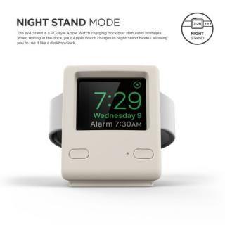 elago Apple Watch 充電スタンド W4 STAND アクアピンク_3