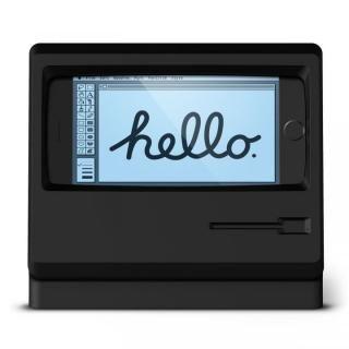 elago iPhone 7/6s/6用充電スタンド M4 STAND ブラック