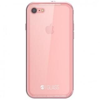 SwitchEasy ガラスケース ローズゴールド iPhone7