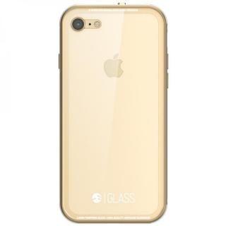 SwitchEasy ガラスケース ゴールド iPhone7