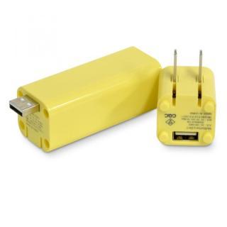 [3000mAh] USB-ACアダプタ一体型 MyBattery 2 in 1
