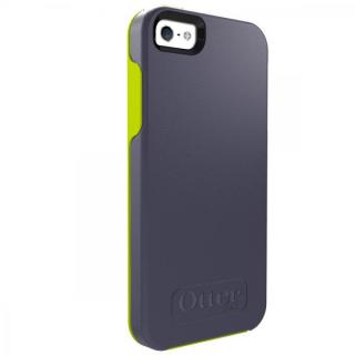 13d41bf0d6 iPhone SE/5s/5 ケース 耐衝撃 OtterBox Symmetry ダスクブルー/シトロングリーン