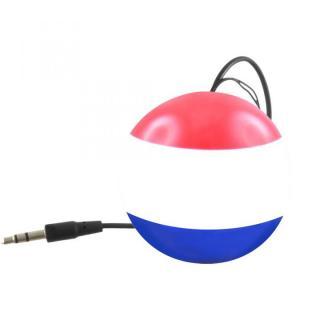 国旗デザインポータブルスピーカー Kitsound Mini Buddy オランダ