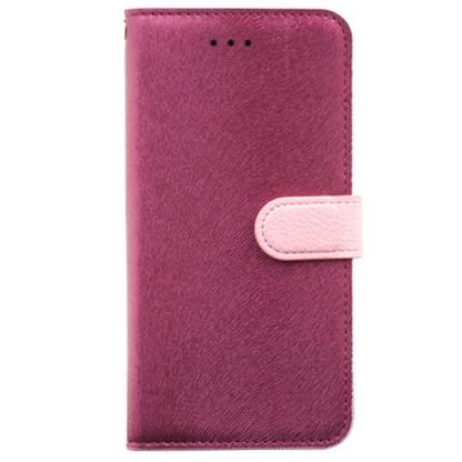 iPhone6s/6 ケース イタリアンPUレザー手帳型ケース CALF Diary ワインピンク iPhone 6s/6_0