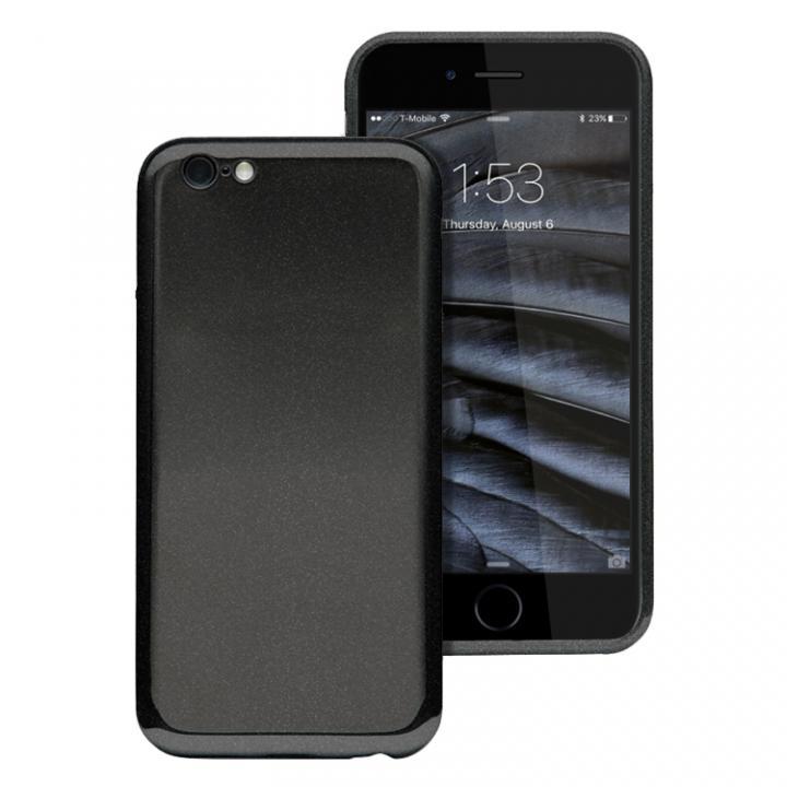 【iPhone6s/6ケース】ICカードが入るケース JEMGUN Monolith ブラックパール iPhone 6s/6_0
