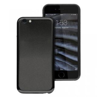 ICカードが入るケース JEMGUN Monolith ブラックパール iPhone 6s/6