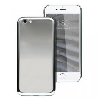 ICカードが入るケース JEMGUN Monolith シルバー iPhone 6s/6
