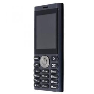 un.mode phone01 SIMフリー携帯電話 マットブラック