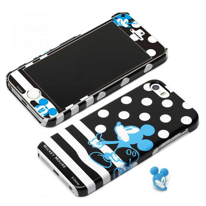 ディズニー iPhone SE/5s/5用スターティングセット ミッキーマウス