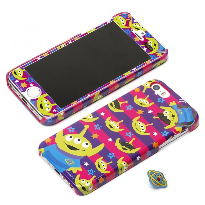 iPhone SE/5s/5 ディズニー iPhone SE/5s/5用スターティングセット エイリアン_0