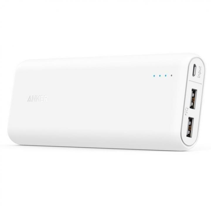 Anker PowerCore 15600[15600mAh]ホワイト_0