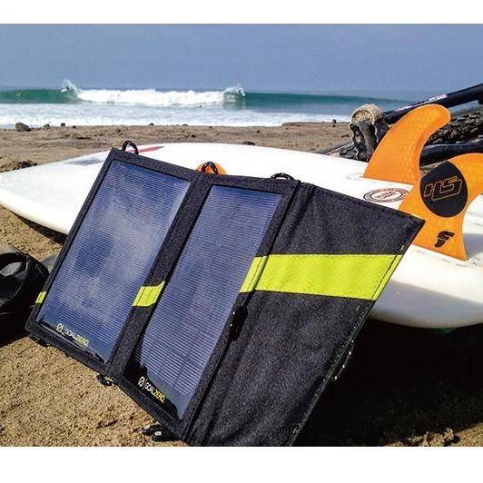 ポータブル ソーラー発電機 GOALZERO Nomad7 V2_0