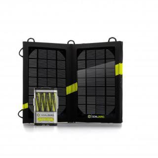 ソーラースターターキット GOALZERO Guide10 Plus Solar Kit