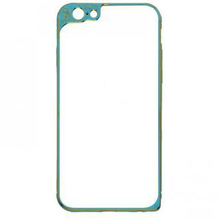 【iPhone6s/6ケース】アルミバンパー M's Select. Masquerade ブルー iPhone 6s/6