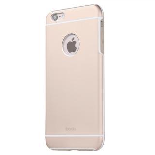 【iPhone6ケース】耐衝撃性アルミケース ibacks Essence Armor ゴールド iPhone 6_1