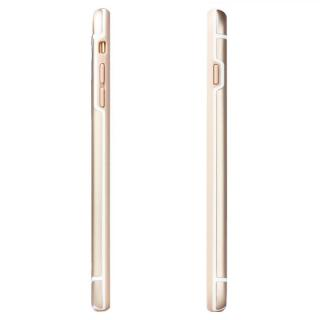 【iPhone6ケース】耐衝撃性アルミケース ibacks Essence Armor ゴールド iPhone 6_2